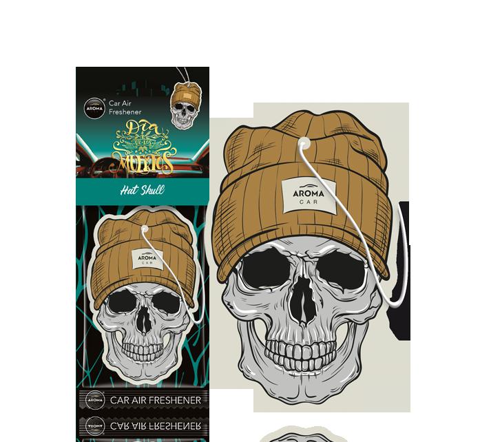 Hat Skull Image