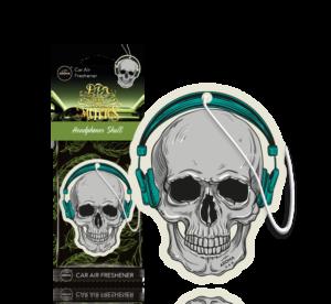 Headphones Skull Image