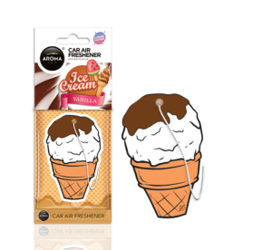 Ice Cream Brown Image